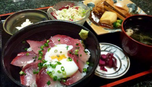 「築地すし鮮 中洲川端店」のびっくり丼は、コスパが「びっくり」な日替わり海鮮丼!