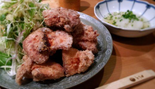 もう他の唐揚げ定食は食べられない!「とり田 博多本店」の唐揚げ定食が好き|中洲川端