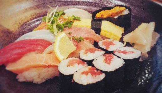 ランチで寿司が食べたくなったら太兵衛(たへえ)の「にぎりB」がオススメ|中洲川端