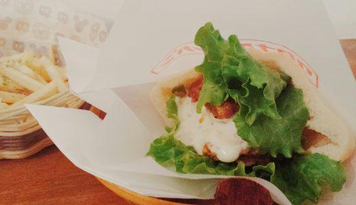 ジューシーなチキン南蛮を特性のピタパンに包んで食べる幸せ!西新の「ワタナベナンバン」