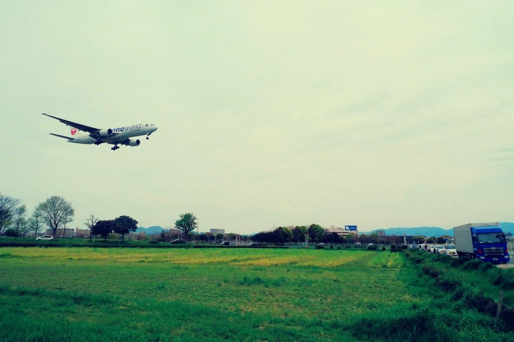 福岡空港周辺