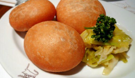 ロシア料理の老舗「ツンドラ」でランチ!ピロシキ、ボルシチ、グリバーミ!|大名