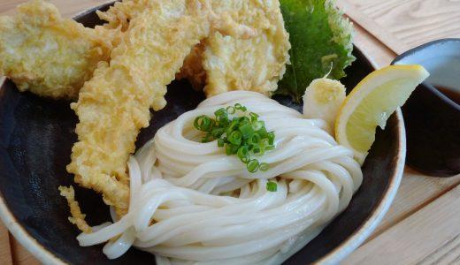 麺の美しさに感動!「うどん日和」はカフェのようなうどん屋さん|六本松