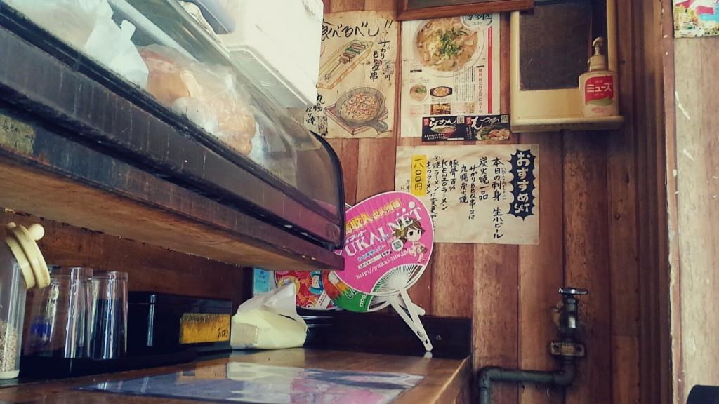 ケンゾーカフェ 店内