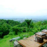 みのう山荘からの眺望