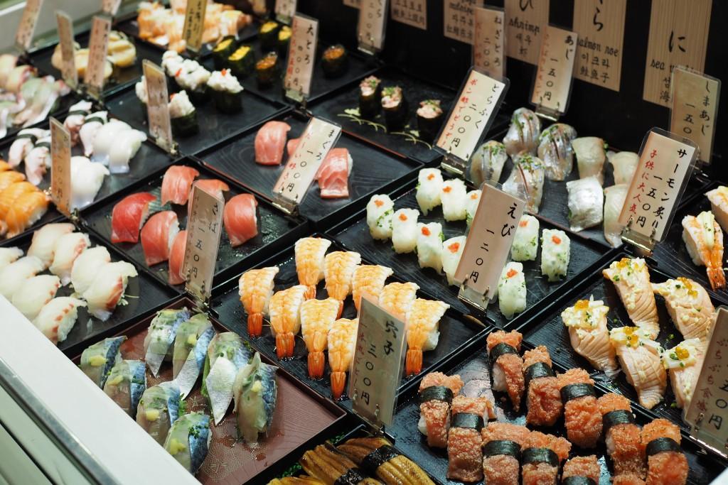 活きいき馬関街の寿司