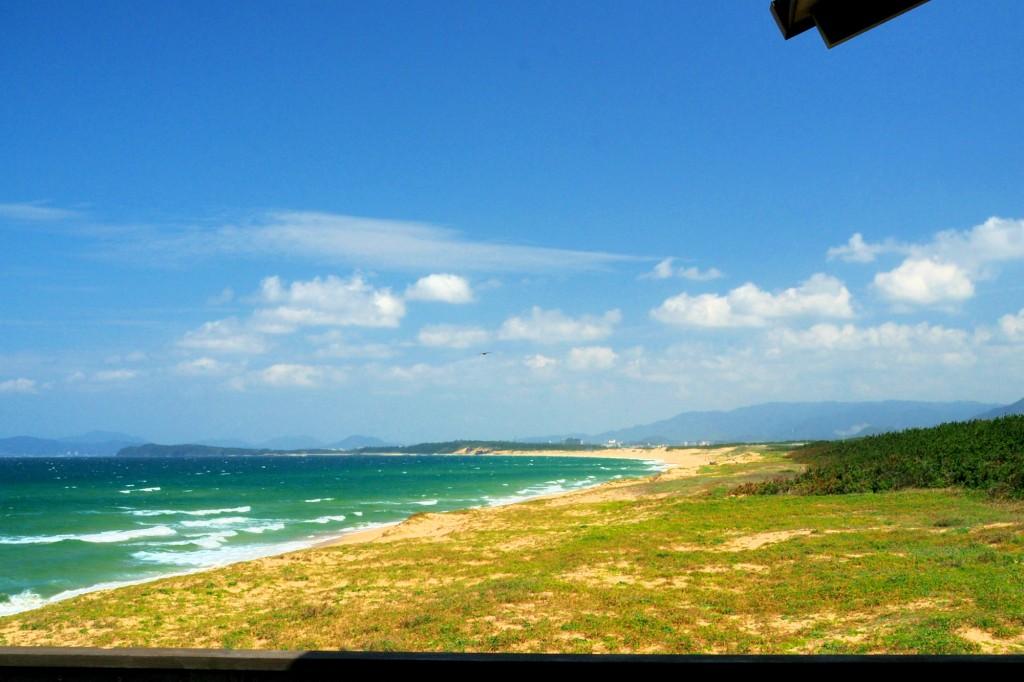 潮見台からの眺望