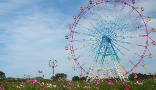海の中道海浜公園でサイクリング!自転車をレンタルして気分爽快&移動も楽々!