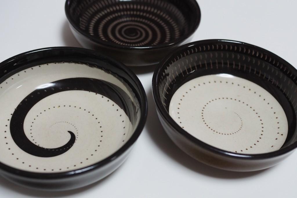 鶴見窯の取り鉢