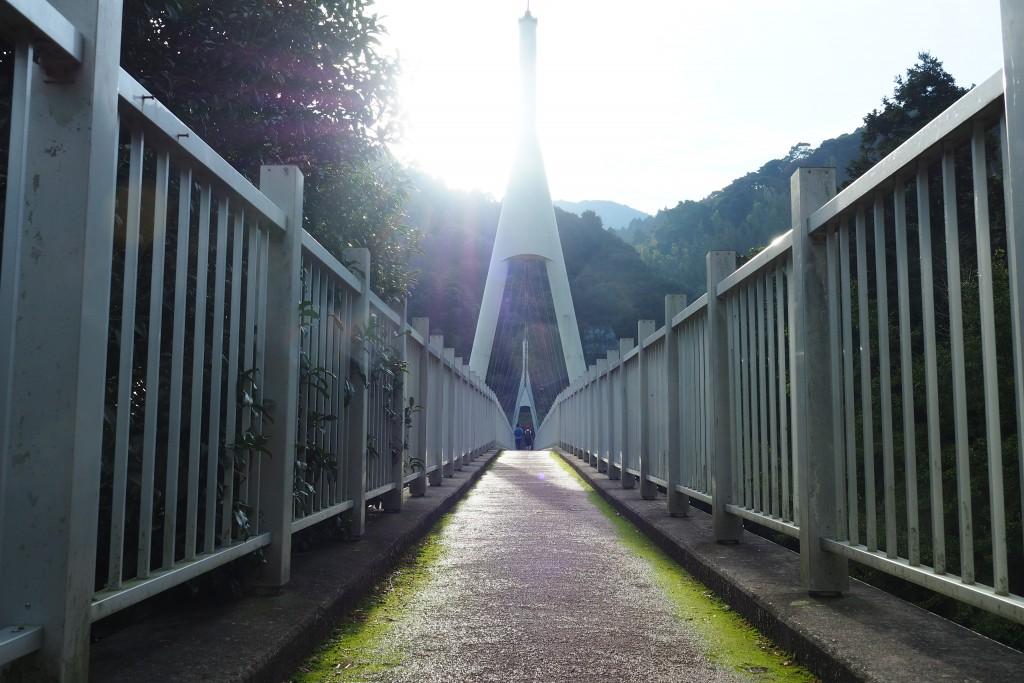 加茂ゆらりんこ橋