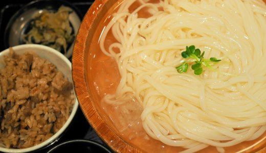 「能古うどん 博多デイトス店」は博多めん街道の穴場的おすすめ店!博多とも讃岐とも違う麺とは?