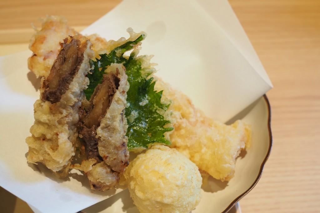 天ぷら和讃