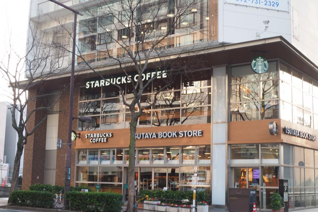 TSUTAYA 福岡天神店