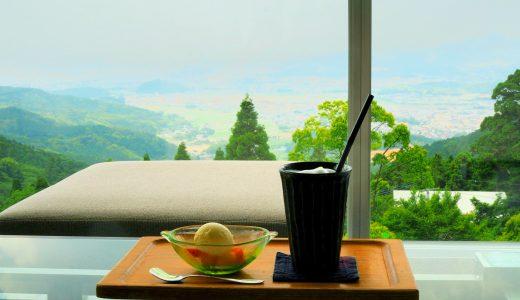 若杉山の超絶景カフェ「茶房 わらび野」。わざわざ行く価値アリ!|篠栗