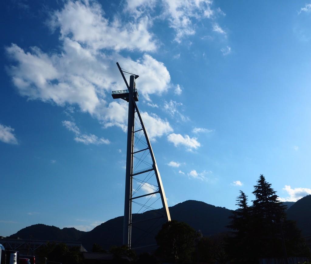 ビーコンプラザのグローバルタワー