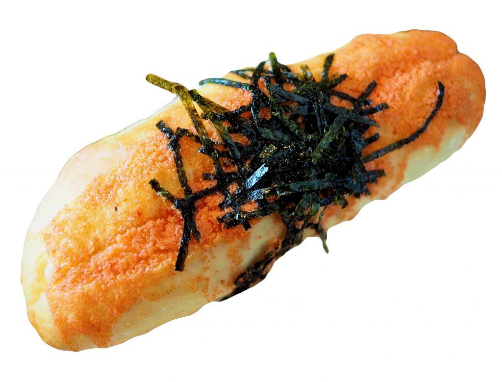 パン・ナガタの明太フランス