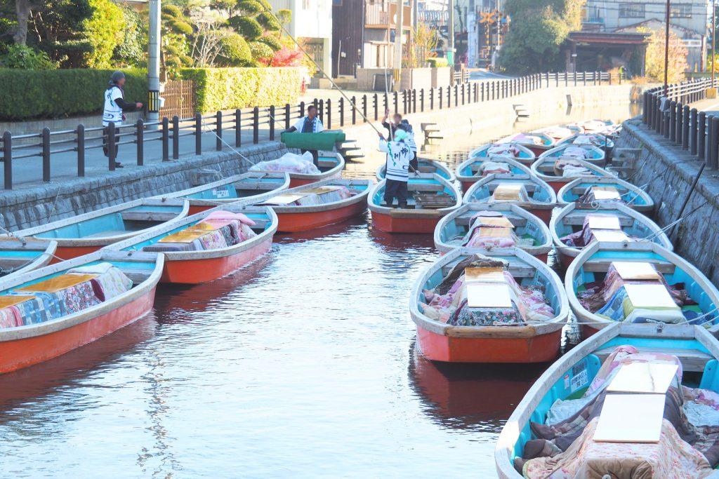 柳川こたつ舟