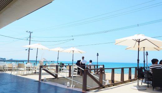 海辺のカフェ「BOCCO VILLA」で優雅にリゾート気分|福津