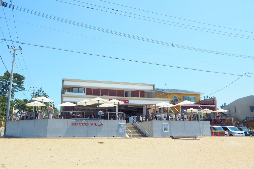 BEACH CAFE & STAY BOCCO VILLA