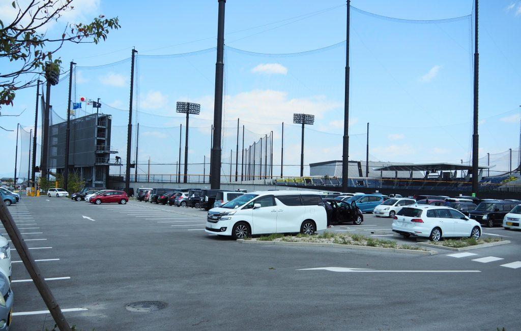 タマスタ筑後第一駐車場