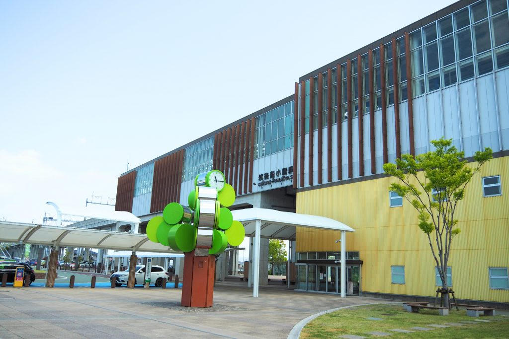 JR筑後船小屋駅