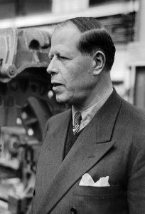 エミール・ゲオルク・ビュールレ、1950年頃