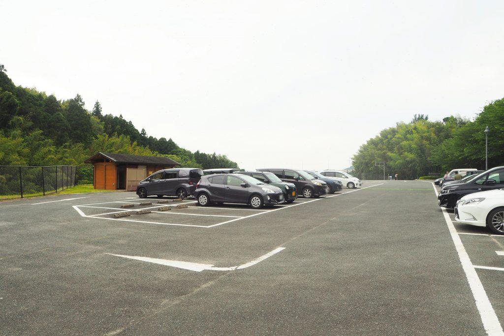 ほたるの里 駐車場
