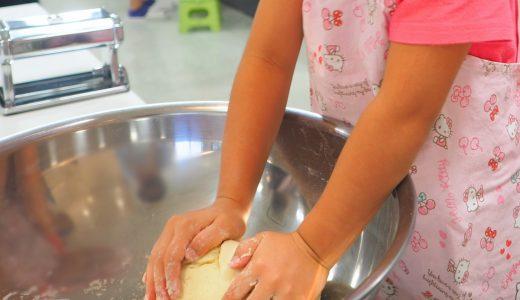 親子で楽しい!「チャイルドキッチン」でラーメン&餃子作り体験(博多区山王)