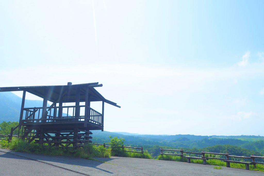 平野台高原展望所