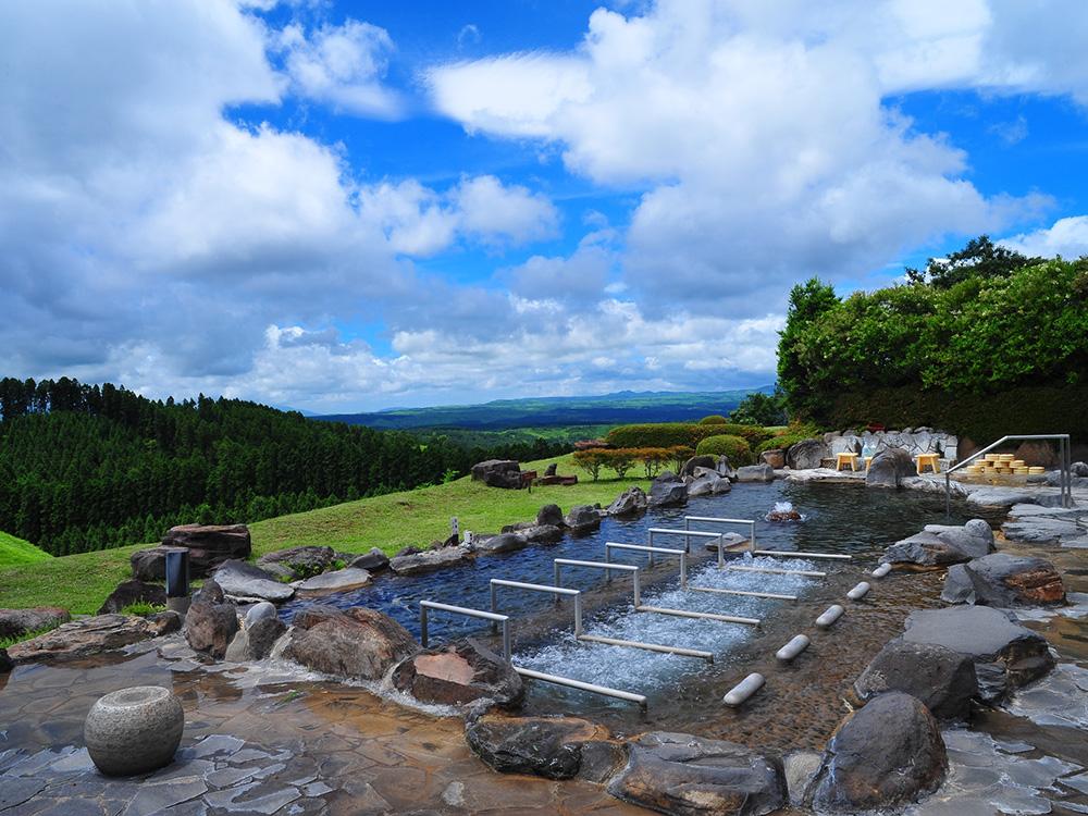 三愛高原ホテル「絶景鼻の湯」