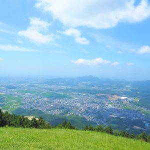 米ノ山展望台からの眺望