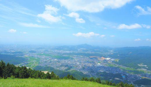 米ノ山展望台 − 標高594mの大パノラマ (糟屋郡篠栗町)