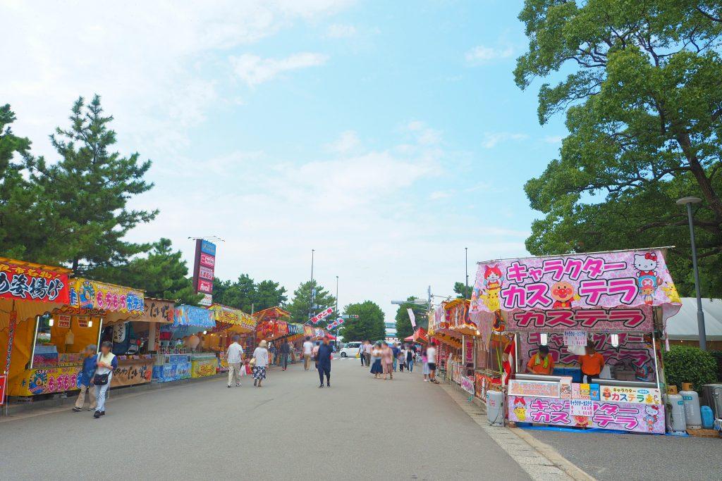 筥崎宮放生会