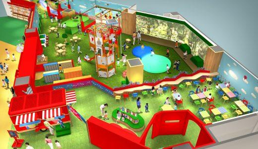 まるでテーマパーク! キャナルシティに英国発の遊べる玩具店「ハムリーズ」がやってくる