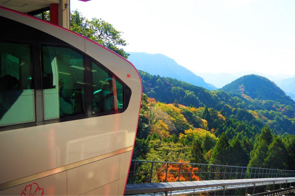 英彦山スロープカー