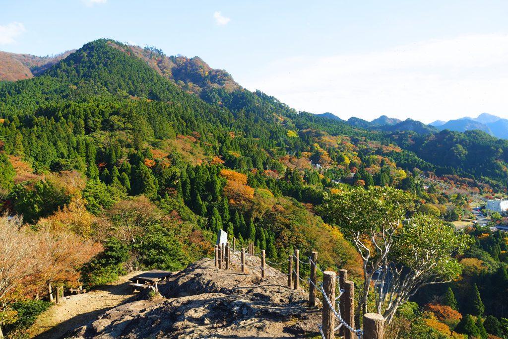 花見ヶ岩公園の絶景