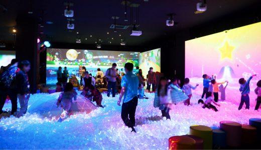 親も夢中に!デジタルテーマパーク「リトルプラネット」がマリノアシティに登場