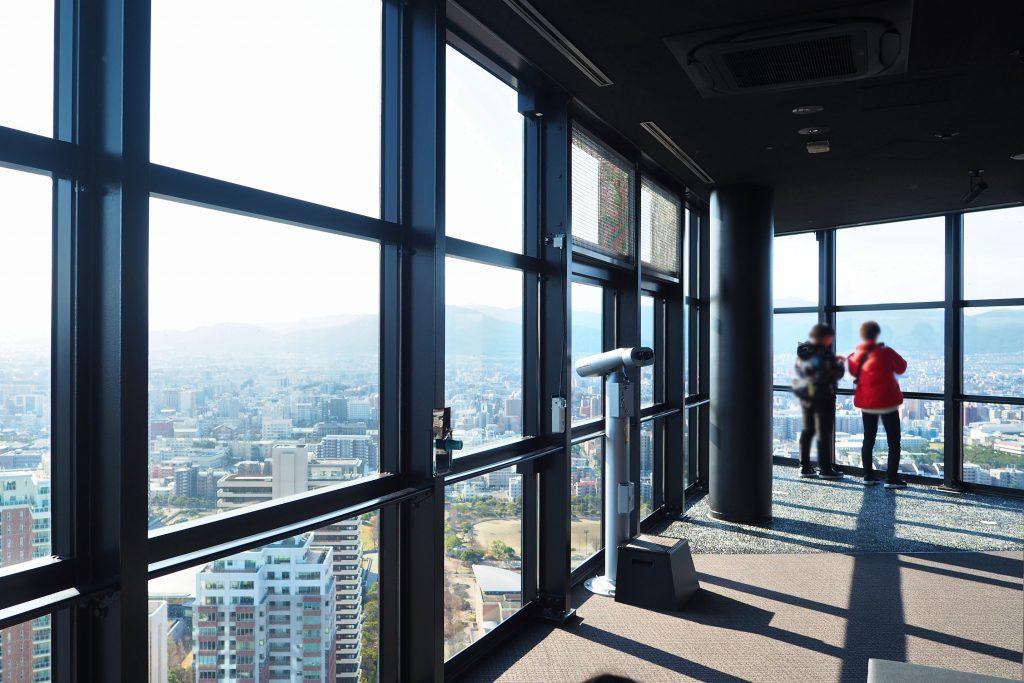 展望3階「SKY View 123」