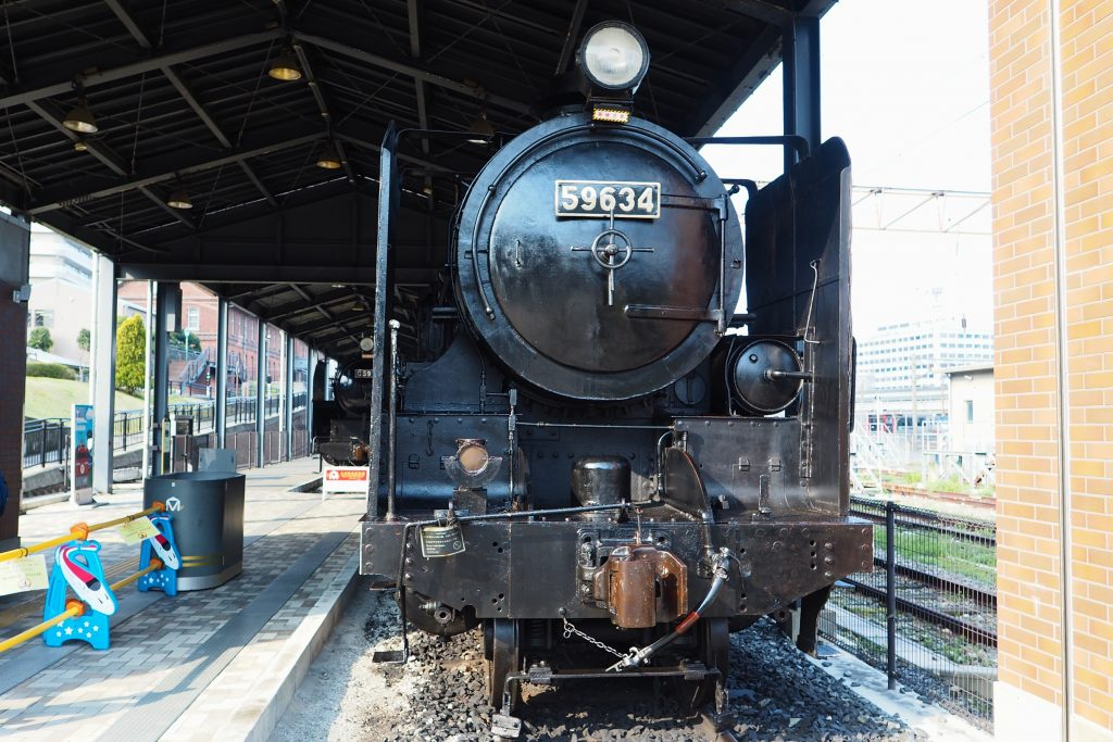 蒸気機関車 59634