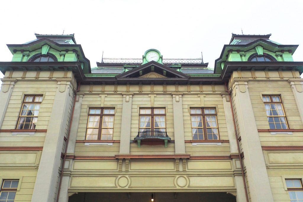 門司港駅の大時計