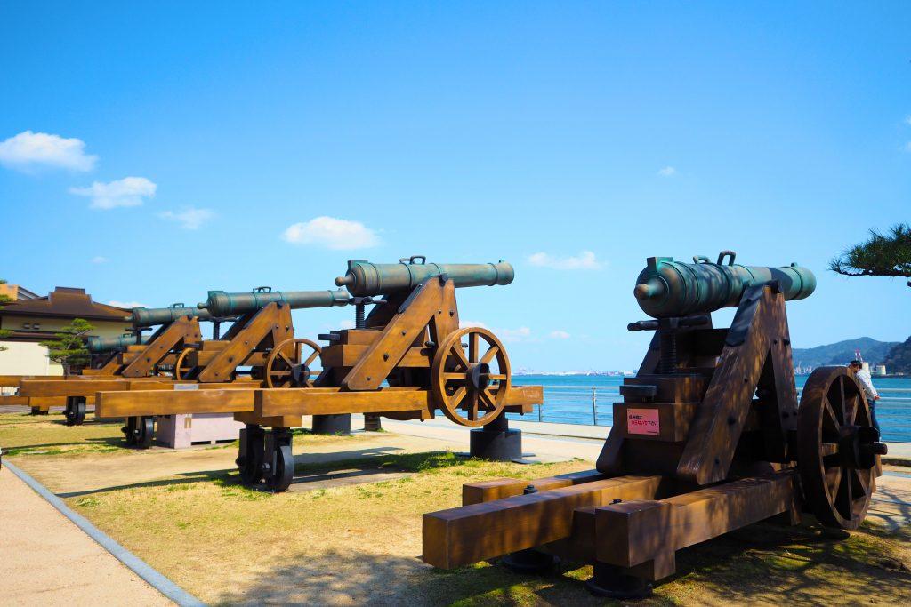 長州砲の複製