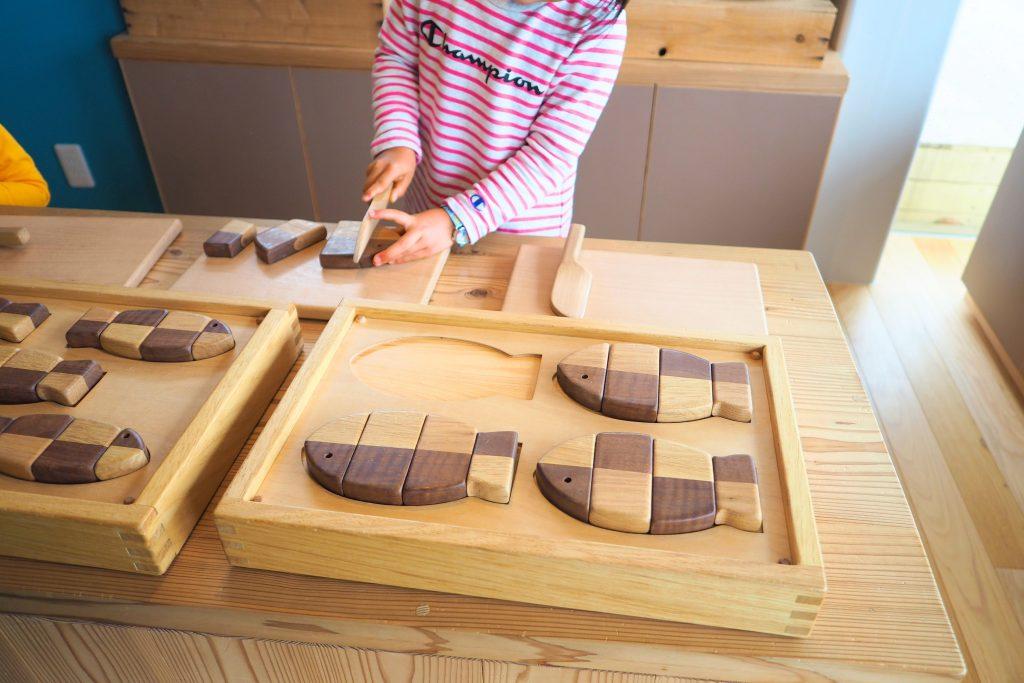 木製のままごとセット