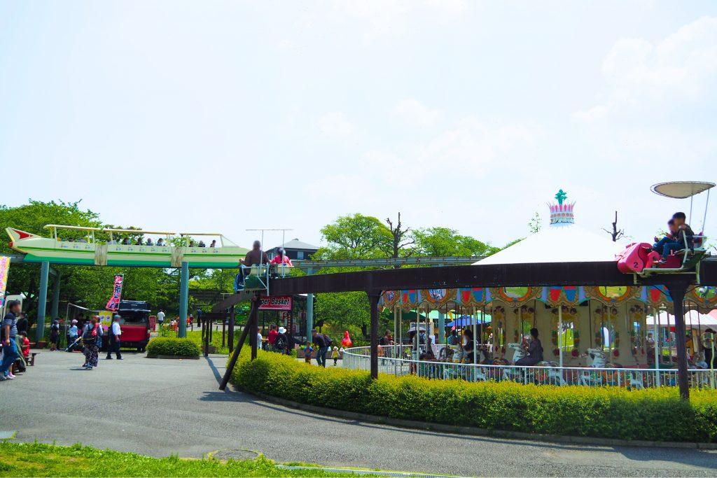 到津の森公園 園地ゾーン