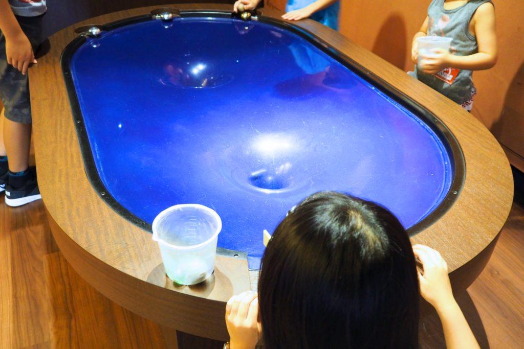 星の文化館の天文ラボ